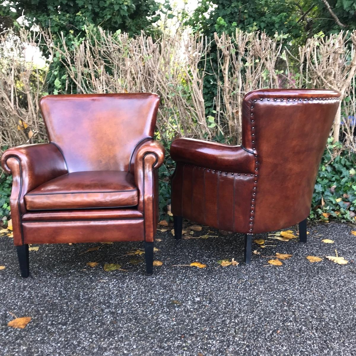 Schapenleren Fauteuil Nieuw.Recent Added Items European Antiques Decorative
